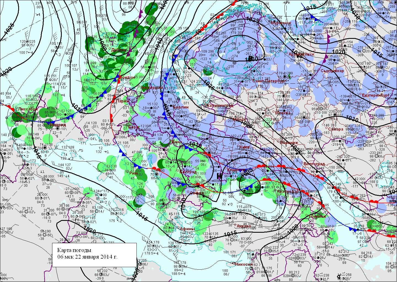 прогноз погоды в россии на карте потом копнул глубже