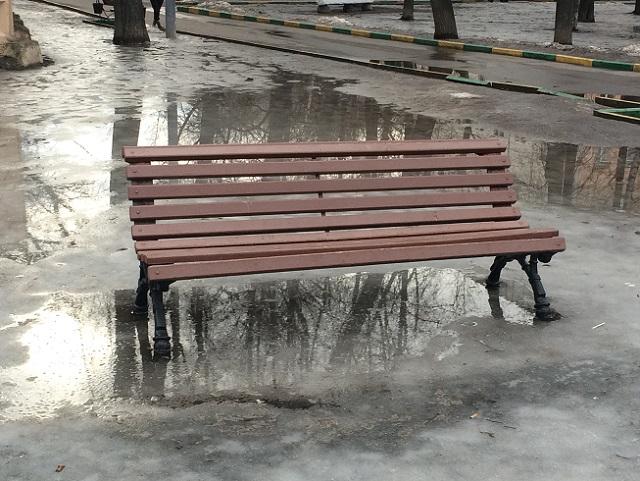 9 марта в Курске установлен температурный рекорд